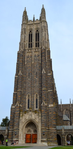 A VISIT TO THE MOST BEAUTIFUL UNIVERSITY IN AMERICA PART 2 | DUKE CHAPEL | www.AfterOrangeCounty.com