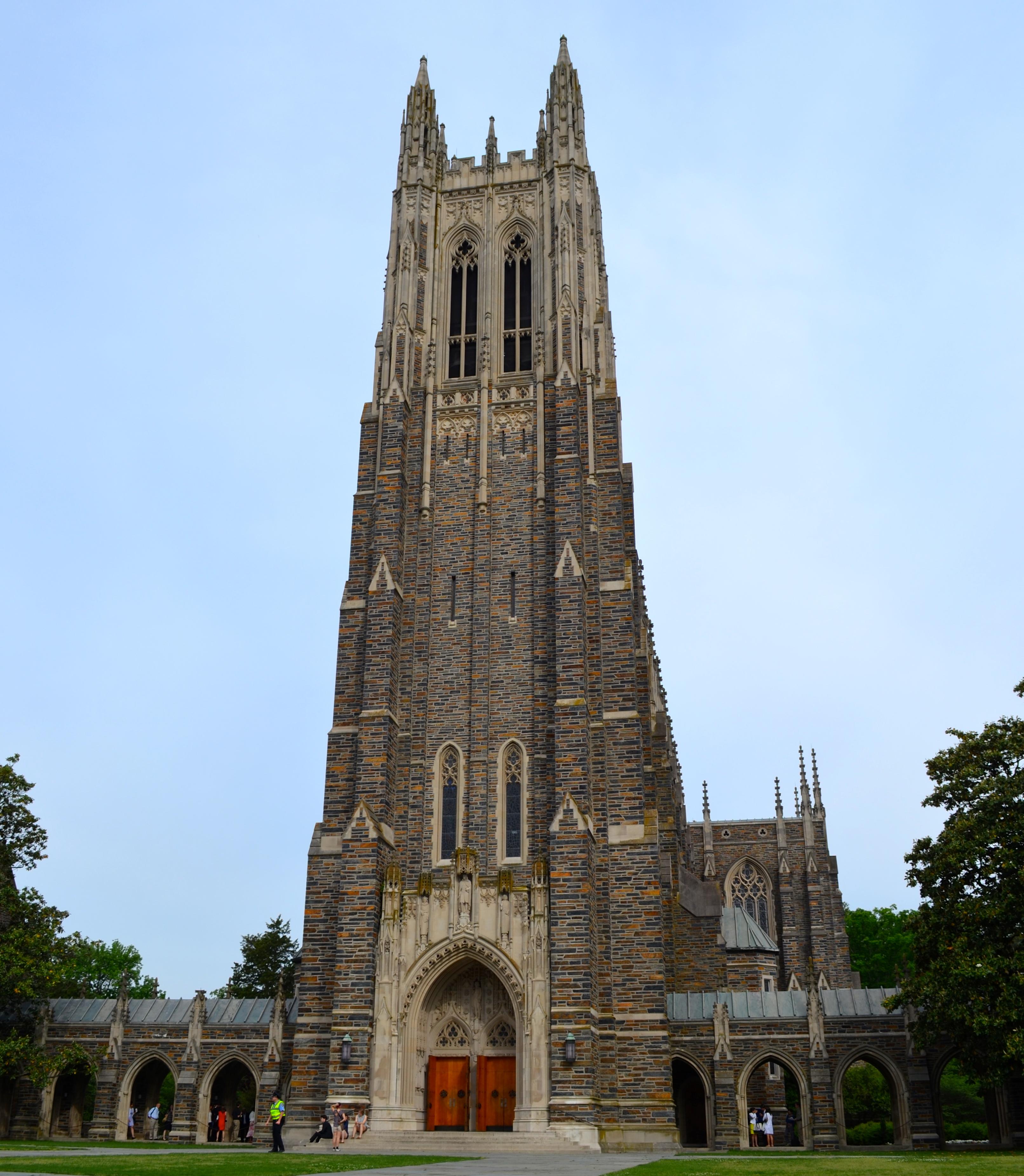 Duke University The Most Beautiful University In America