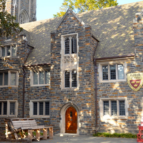 Duke University Dormitory | www.AfterOrangeCounty.com