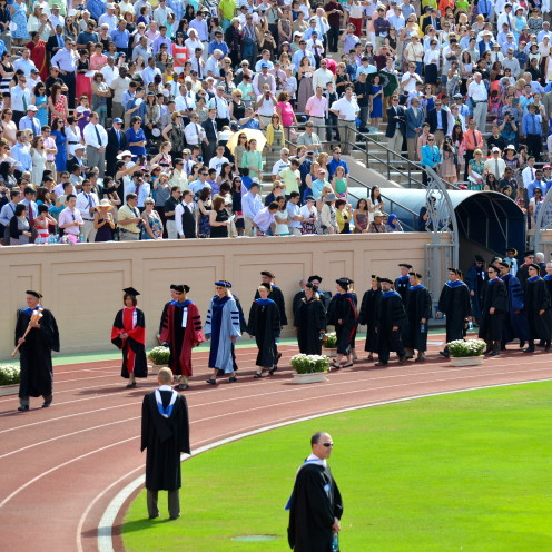 Duke University Commencement 2014 | www.AfterOrangeCouty.com