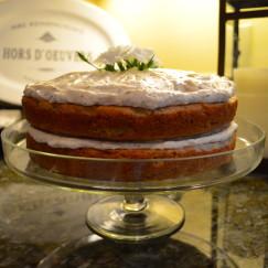 Banana Poppy Seed Cake | www.AfterOrangeCounty.com