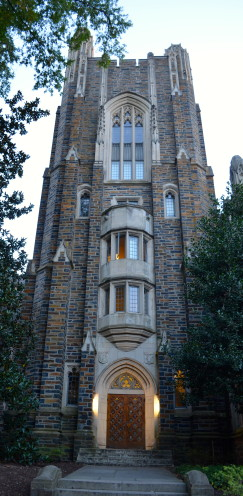 A VISIT TO THE MOST BEAUTIFUL UNIVERSITY IN AMERICA PART 2 | DUKE UNIVERSITY | Few Dormitory | www.AfterOrangeCounty.com
