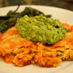 THE WORLD'S BEST CHICKEN ENCHILADAS