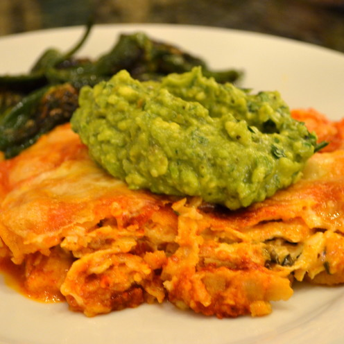 The World's Best Chicken Enchiladas | Recipe By www.AfterOrangeCounty.com