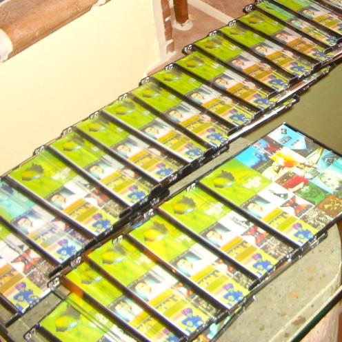 A GRADUATION PLAYLIST | CD PARTY FAVORS | www.AfterOrangeCounty.com