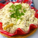 THE WORLD'S BEST RED POTATO SALAD RECIPE