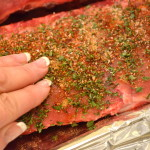 CELIA'S AWARD WINNING DRY RUB RECIPE