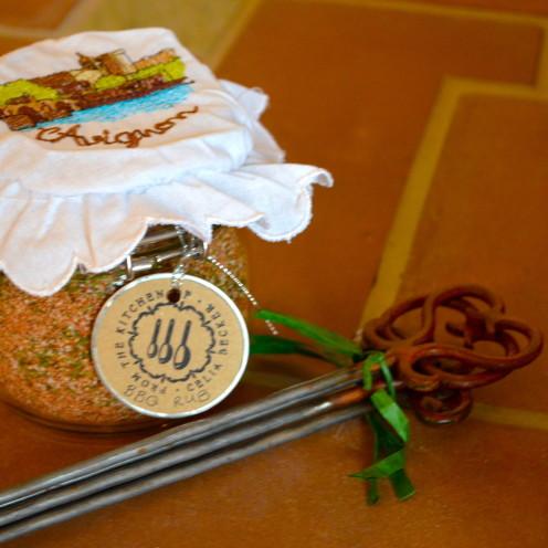 Celia's Award Winning Dry Rub Recipe | www.AfterOrangeCounty.com