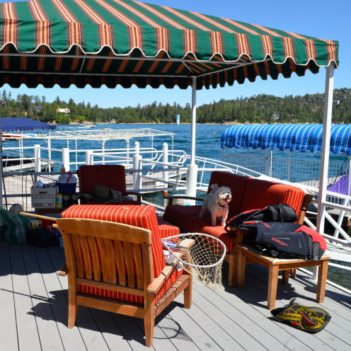 Down on the Dock   www.AfterOrangeCounty.com