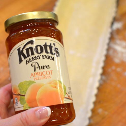 Fresh Apricot Tart | Recipe By www.AfterOrangeCounty.com