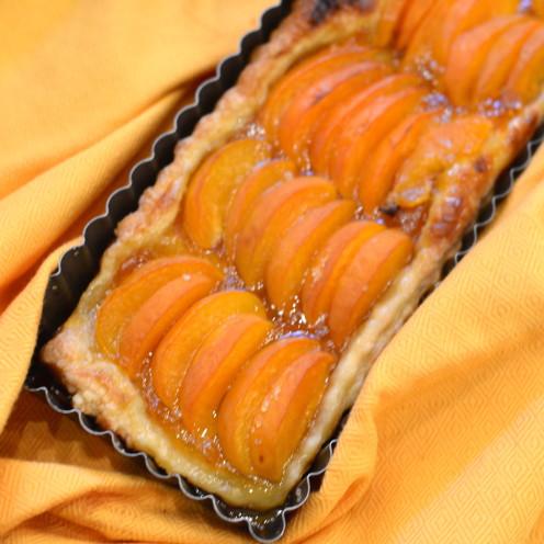 DSC_087Fresh Apricot Tart   www.AfterOrangeCounty.com
