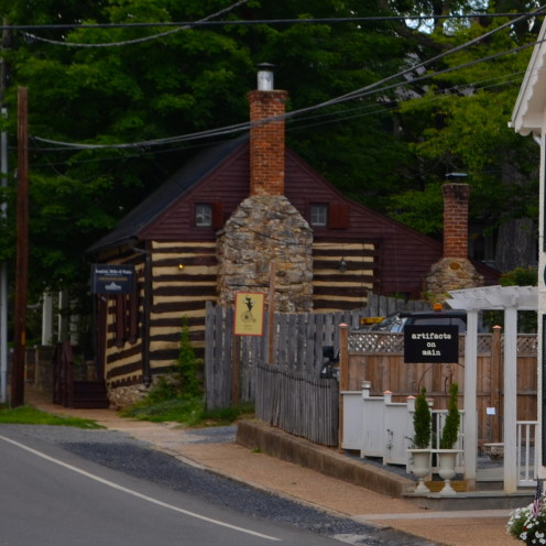 A VISIT TO THE UBER CHARMING VILLAGE OF LITTLE WASHINGTON VIRGINIA | www.AfterOrangeCounty.com
