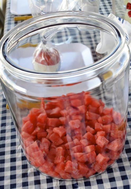 RED WHITE AND BLUE SANGRIA RECIPE | www.AfterOrangeCounty.com