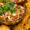 BRUSCHETTA, LENTIL & FETA CHEESE DIP RECIPE
