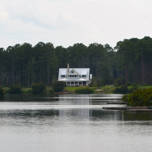 Southern Living Idea House | Palmetto Bluff, South Carolina | www.AfterOrangeCounty.com