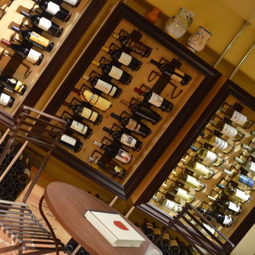 My Wine Cellar | AN INVITATION TO TOUR MY KITCHEN | www.AfterOrangeCounty.com