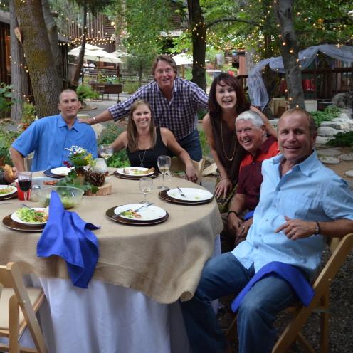 A WILLOW WOODS BIRTHDAY PARTY | www.AfterOrangeCounty.com