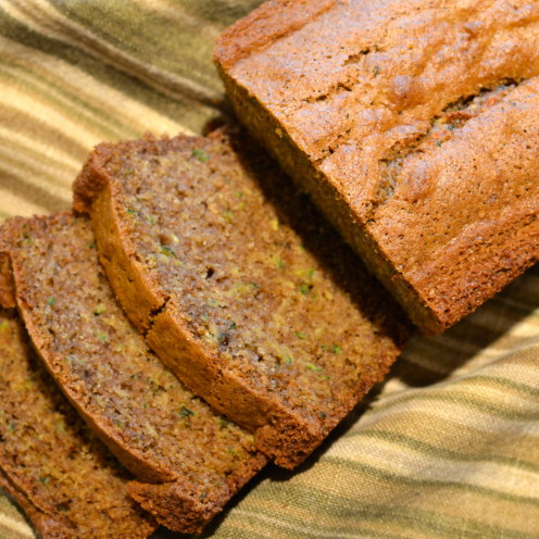 THE WORLD'S BEST ZUCCHINI BREAD | Recipe @ www.AfterOrangeCounty.com