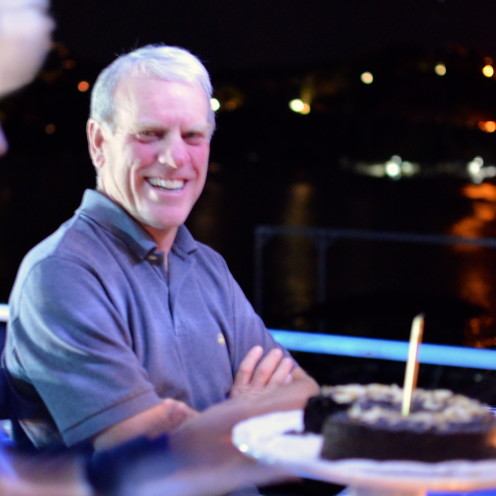 A BIRTHDAY DINNER ON THE DOCK | By AfterOrangeCounty.com | A Lifestyle Blog