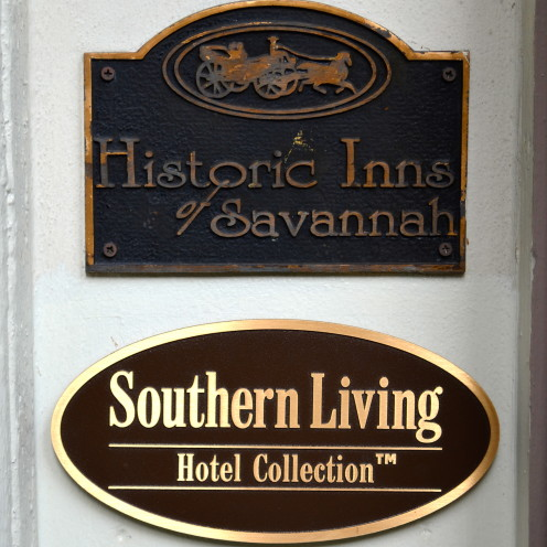 The Hamilton-Turner Inn | SAVANNAH GEORGIA ON MY MIND | By After Orange County | A Lifestyle Blog