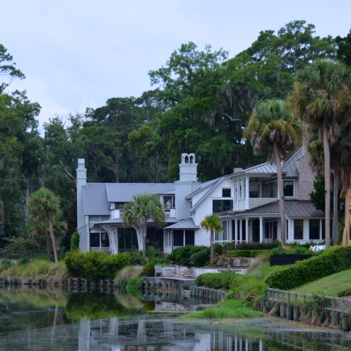 THE LOVELY LOWCOUNTRY HOMES OF PALMETTO BLUFF | From After Orange County, A Lifestyle Blog