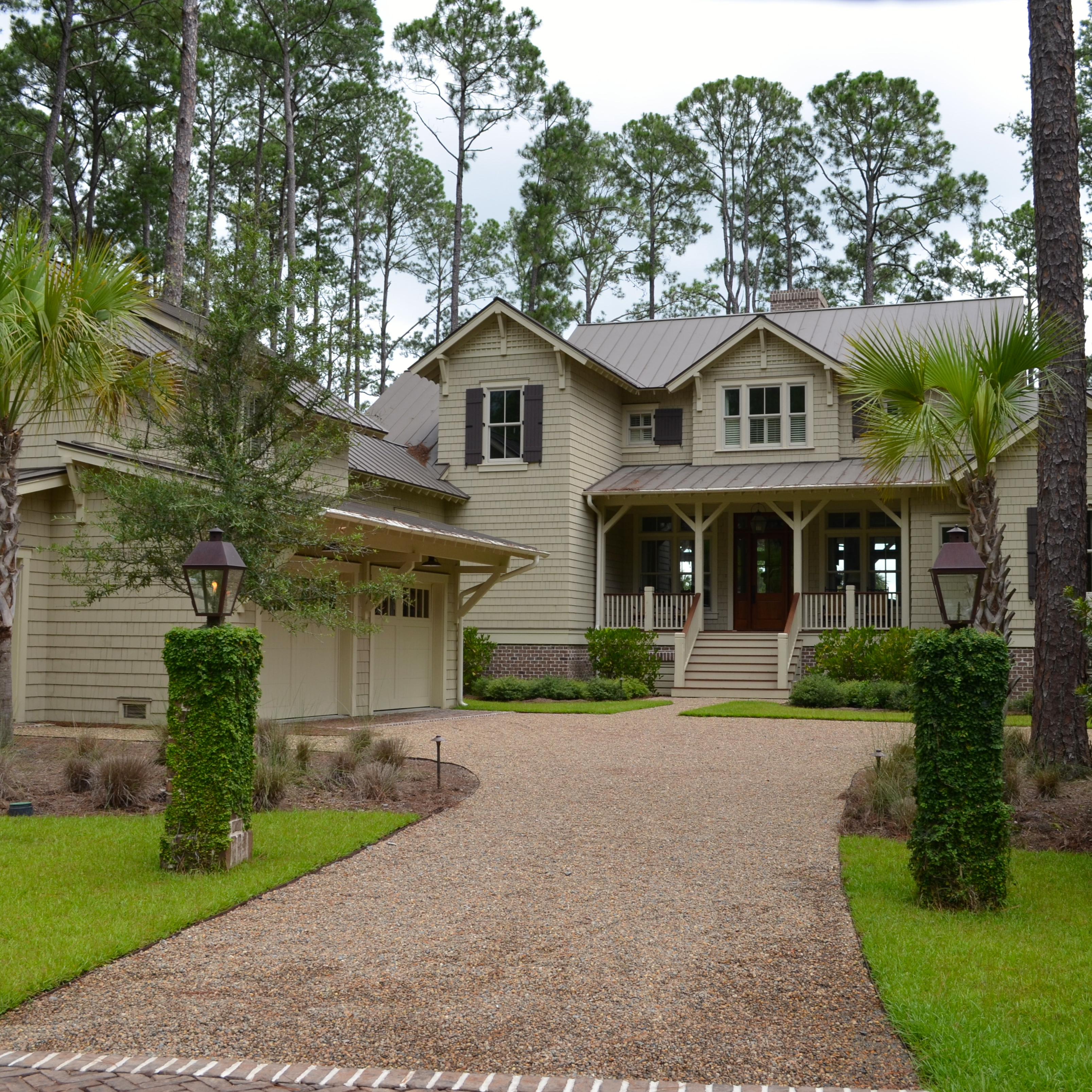 The Lovely Lowcountry Homes Of Palmetto Bluff After