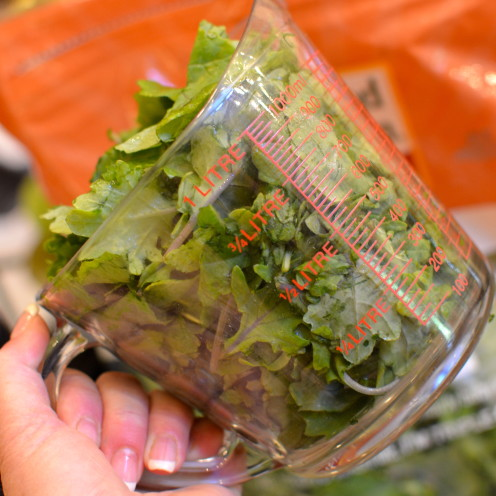 BARLEY WITH KALE PESTO | Recipe By www.AfterOrangeCounty.com | A Lifestyle Blog