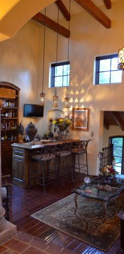 My Bar | AN INVITATION TO TOUR MY KITCHEN | www.AfterOrangeCounty.com
