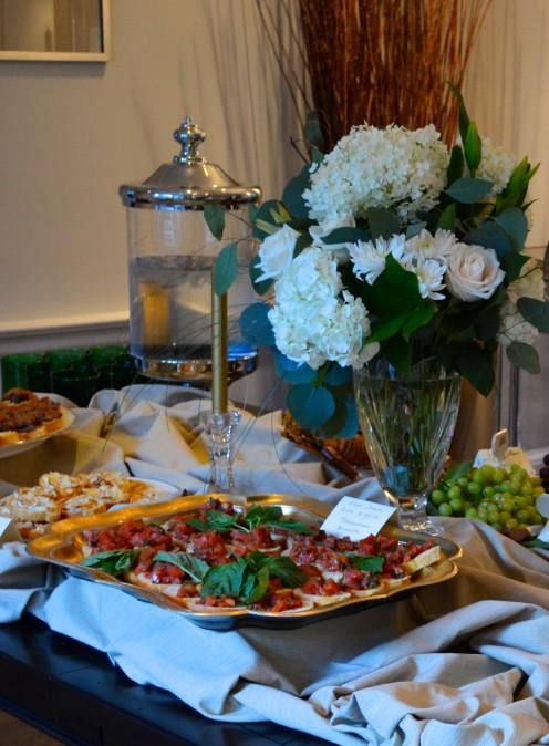 HOW TO HOST A BEAUTIFUL REHEARSAL DINNER | www.AfterOrangeCounty.com