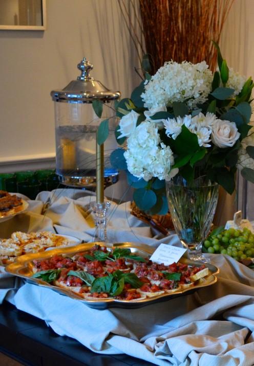 HOW TO HOST A BEAUTIFUL REHEARSAL DINNER   www.AfterOrangeCounty.com