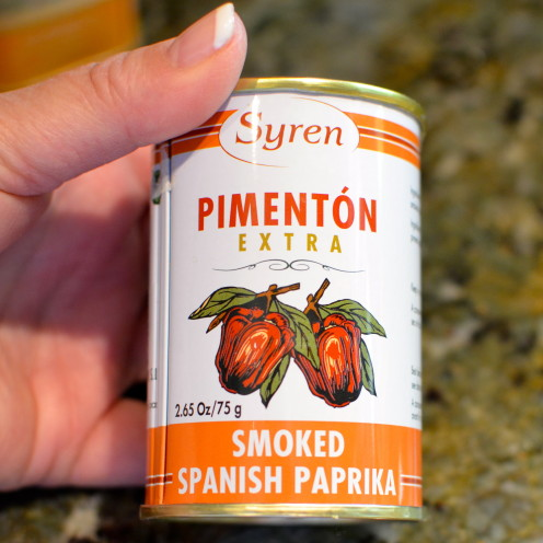 Smoked Spanish Paprika | www.AfterOrangeCounty.com