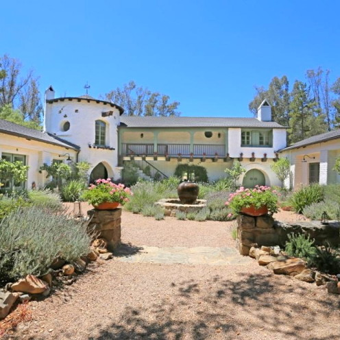 Reese Witherspoon's Former Ojai Ranch | www.AfterOrangeCounty.com