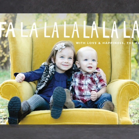 IS IT TOO EARLY TO THINK ABOUT CHRISTMAS? | Christmas Cards By Minted.com | www.AfterOrangeCounty.com