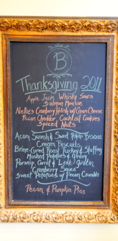MY THANKSGIVING SURVIVAL GUIDE | By www.AfterOrangeCounty.com
