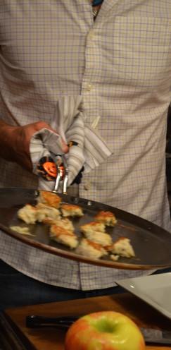 Chef Julian Huntley Hagood | GIRLS NIGHT WITH A GREAT PERSONAL CHEF | www.AfterOrangeCounty.com