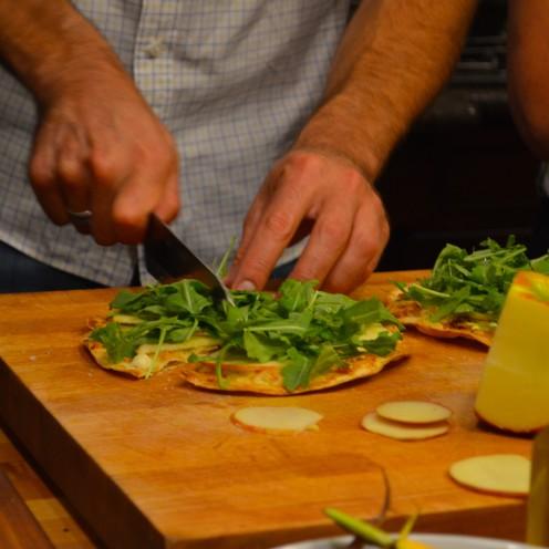 PIZZA BIANCA Recipe   www.AfterOrangeCounty.com