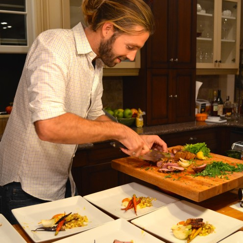 GIRLS NIGHT WITH A GREAT PERSONAL CHEF | www.AfterOrangeCounty.com