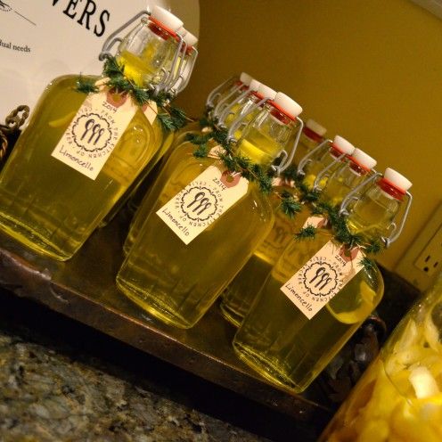 HOW TO MAKE LIMONCELLO  | A tutorial  at www.AfterOrangeCounty.com