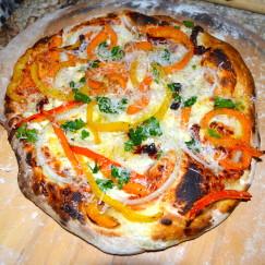 Brad Becker Special Pizza | www.AfterOrangeCounty.com