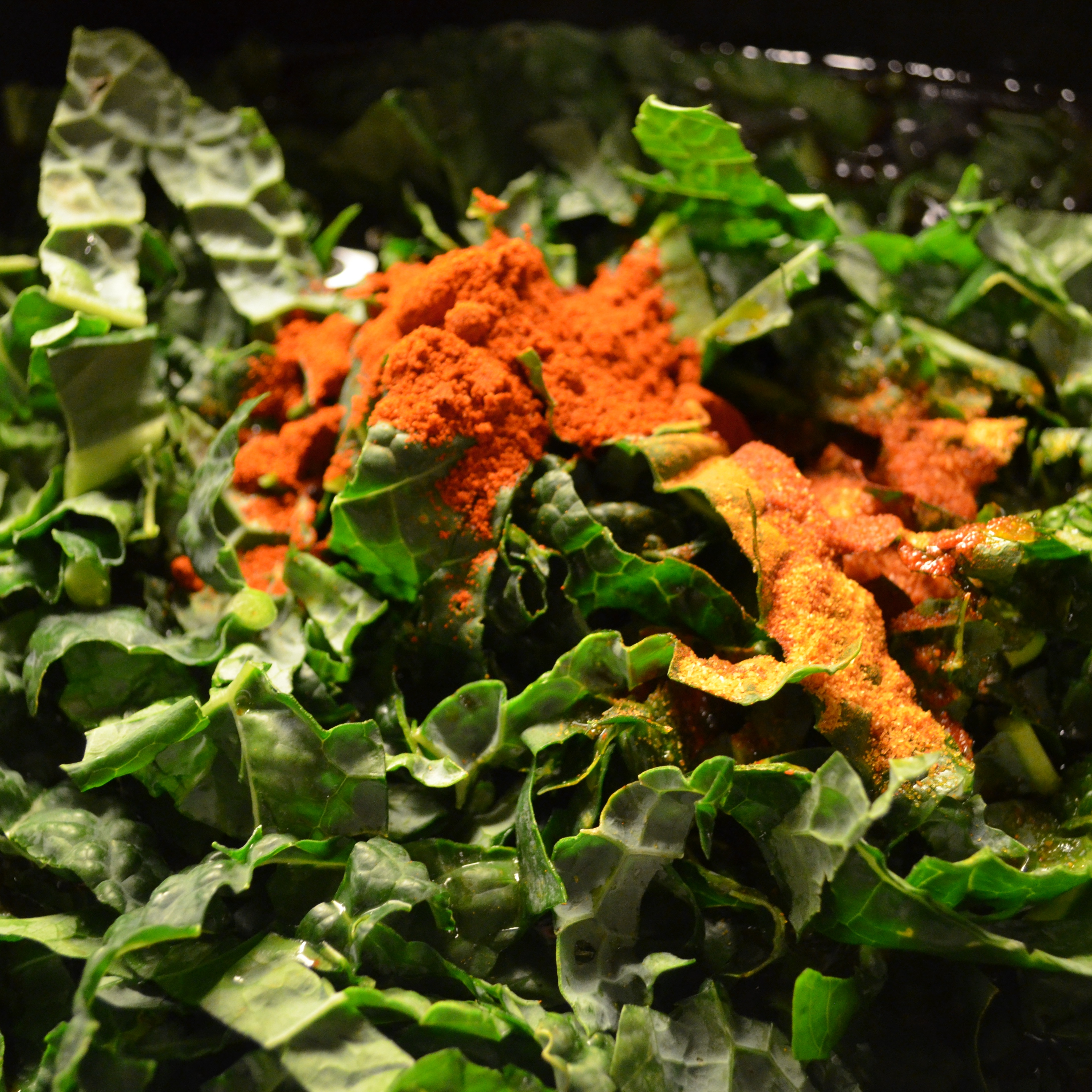 Sautéed Kale With Smoked Paprika Recipes — Dishmaps