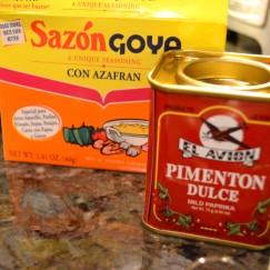 SPANISH STYLE KALE SOUP WITH CHORIZO  | Recipe @ www.AfterOrangeCounty.com