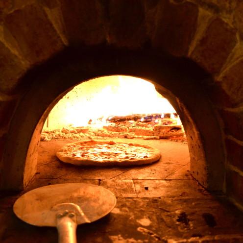 Brenda's Wood Fired Pizza Oven | www.AfterOrangeCounty.com