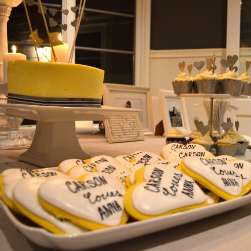 HOW TO HOST A MAGNIFICENT ENGAGEMENT PARTY | www.AfterOrangeCounty.com