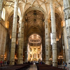 HOW TO SEE #LISBON #PORTUGAL IN A DAY | Jeronimos Monastery, a UNESCO World Heritage Site | www.AfterOrangeCounty.com