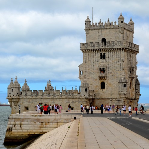 HOW TO SEE #LISBON #PORTUGAL IN A DAY | Tower of Belem | www.AfterOrangeCounty.com