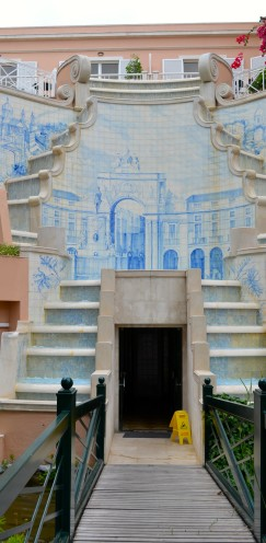 A VISIT TO THE #OLISSIPPO LAPA PALACE HOTEL IN #LISBON | www.AfterOrangeCopunty.com