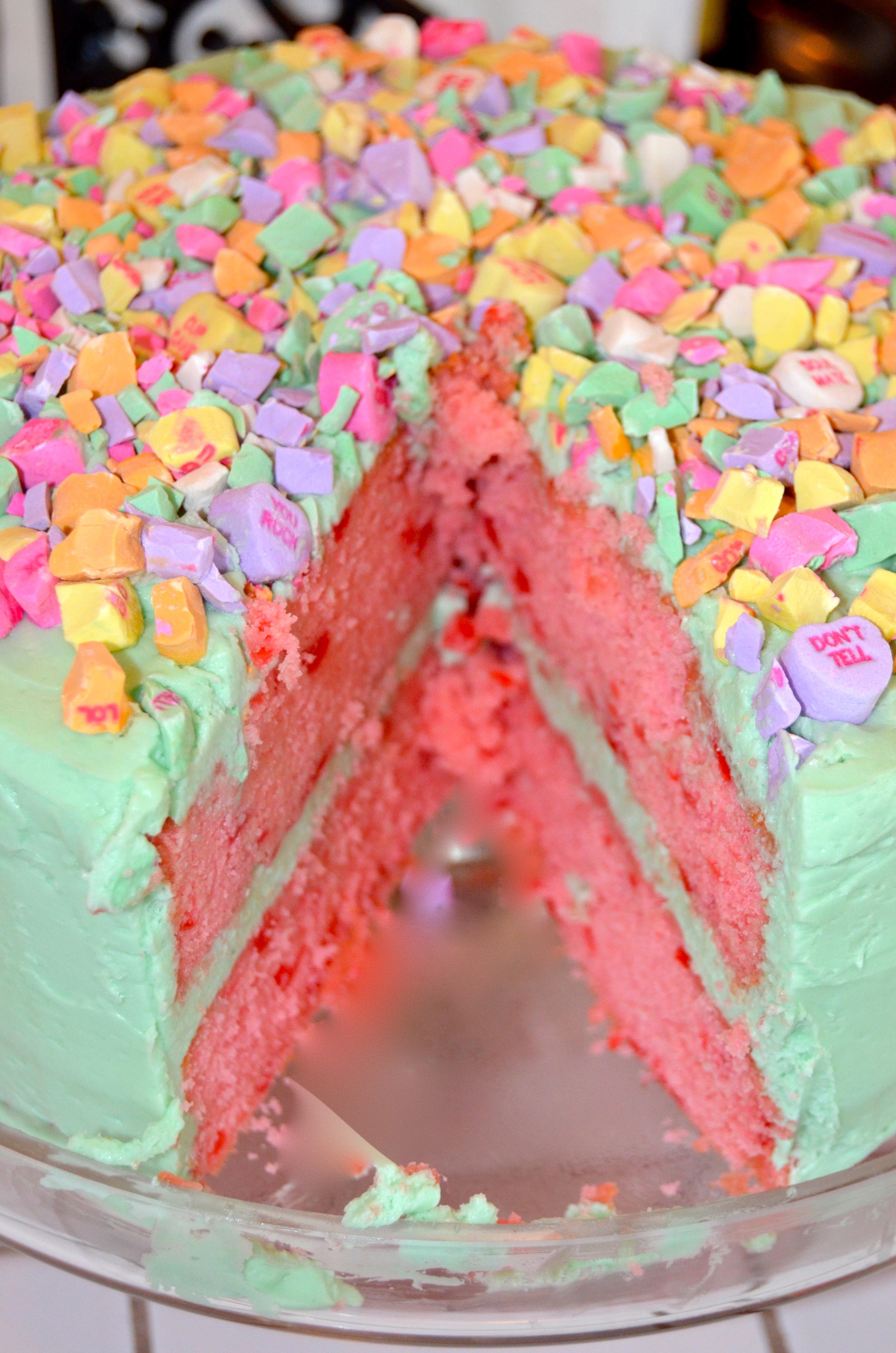 cherry valentine cake recipe by wwwafterorangecountycom