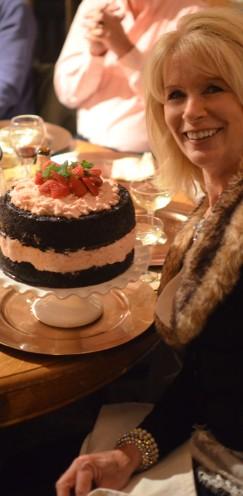 CELEBRATING A BIRTHDAY IN AN OLD LOG CABIN | www.AfterOrangeCounty.com