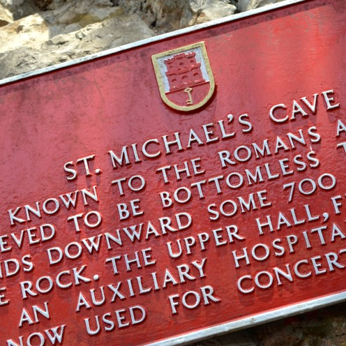 St Michael's Cave | A VISIT TO THE BRITISH COLONY OF GIBRALTAR | www.AfterOrangeCounty.com