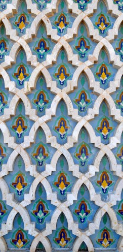 TOURING EXOTIC #CASABLANCA, #MOROCCO | The Hassan II Mosque | www.AfterOrangeCounty.com